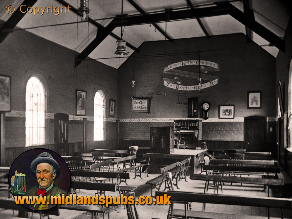 Cradley : Primitive Methodist Sunday School at Colley Orchard [c.1910]