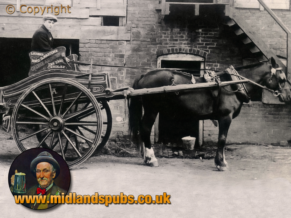 Cradley : The Old Tannery of Tanhouse Lane [c.1910]
