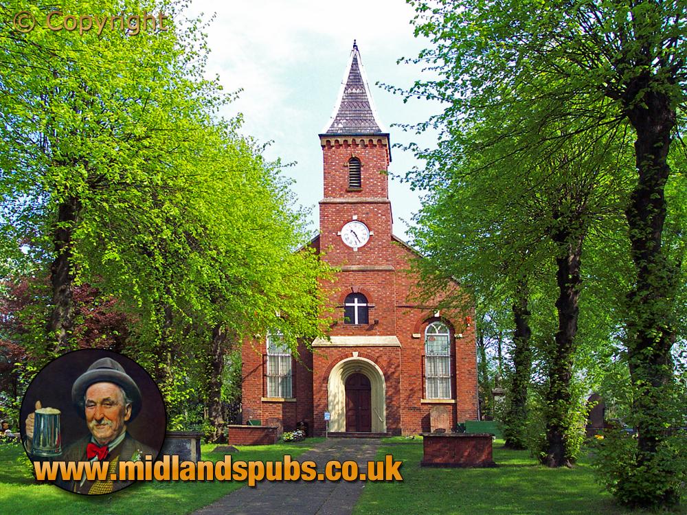 Cradley : Park Lane Unitarian Chapel at Netherend [2006]
