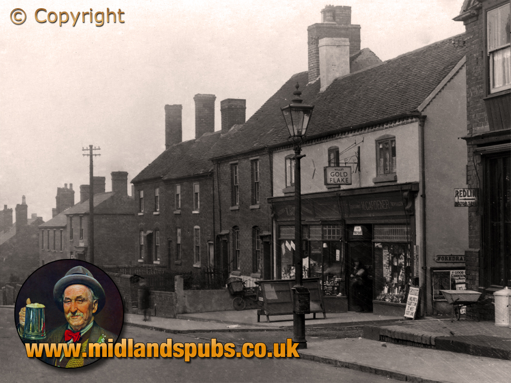 Cradley : Shop and Housing on Windmill Hill [c.1932]