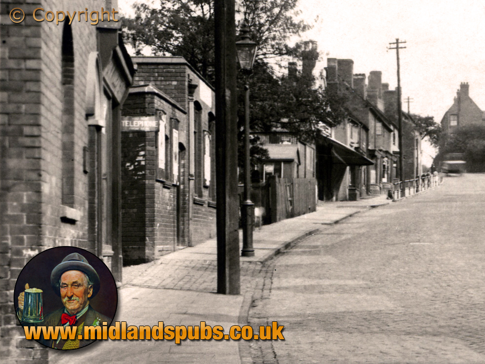 Cradley : Windmill Hill from Colley Gate and Furlong Lane [c.1937]