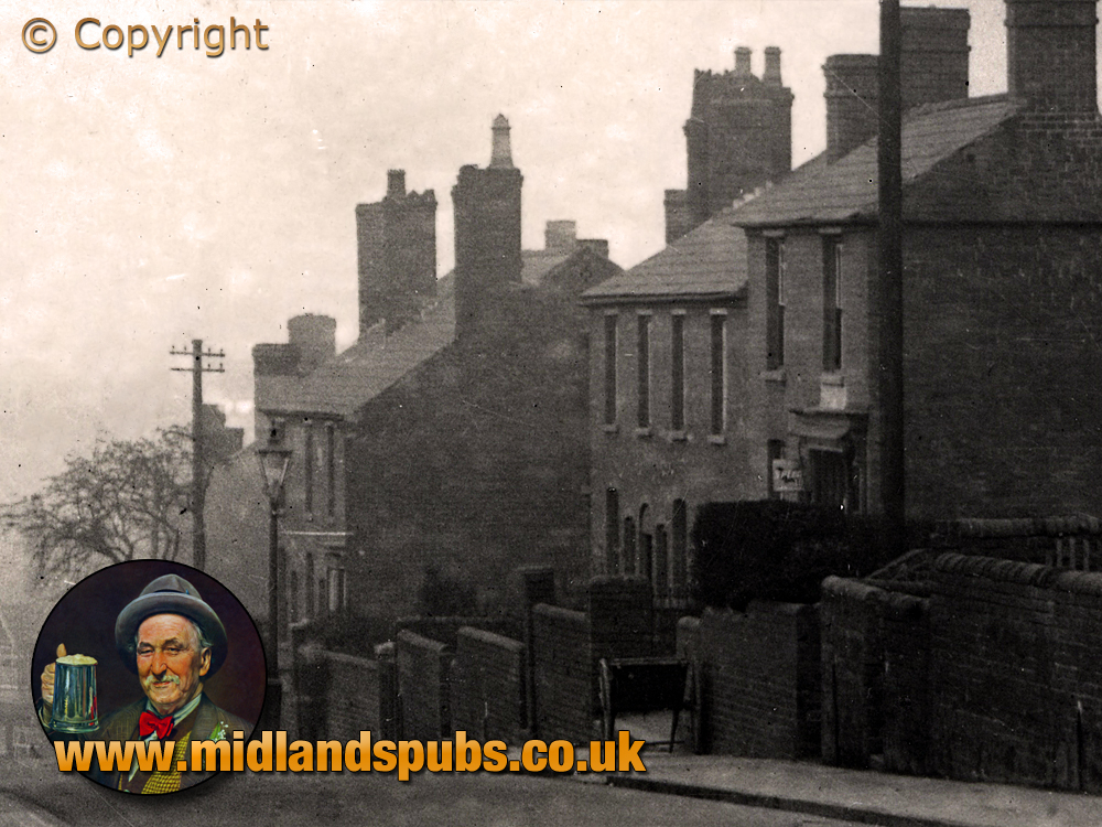 Cradley : Houses on Windmill Hill [c.1932]