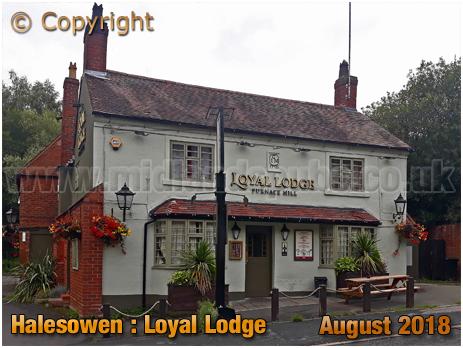 Halesowen : The Loyal Lodge on Furnace Hill [2018]