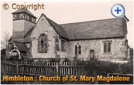Himbleton : Church of Saint Magdalene [c.1910]