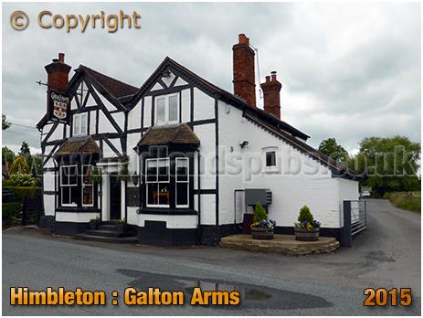 Himbleton : Galton Arms [2015]