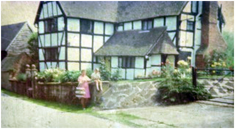 Himbleton : Oak House [c.1970s]