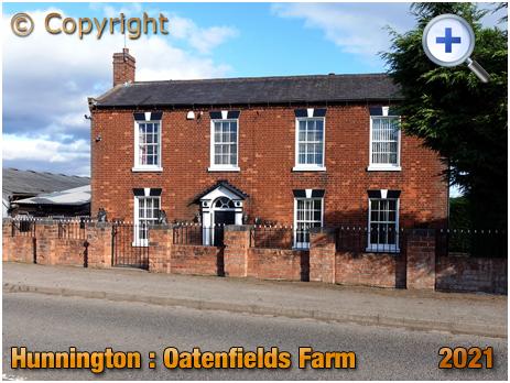 Hunnington : Oatenfields Farm [2021]