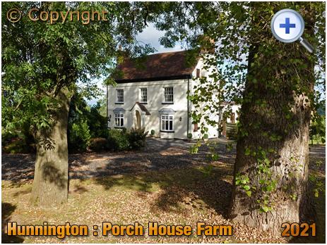Hunnington : Porch House Farm [2021]