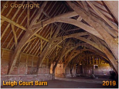 Leigh Court Barn [September 2019]