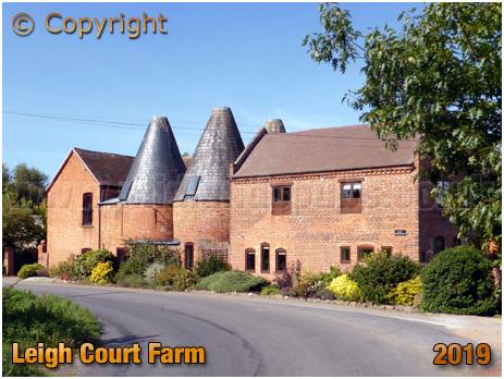 Leigh Court Farm [September 2019]