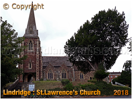 Lindridge : Church of Saint Lawrence [2018]