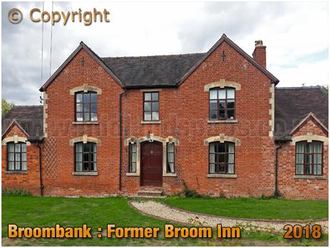 Lindridge : Former Broom Inn at Broombank [2018]