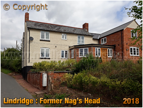 Lindridge : Former Nag's Head [2018]