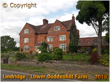 Lindridge : Lower Doddenhill Farm [2018]
