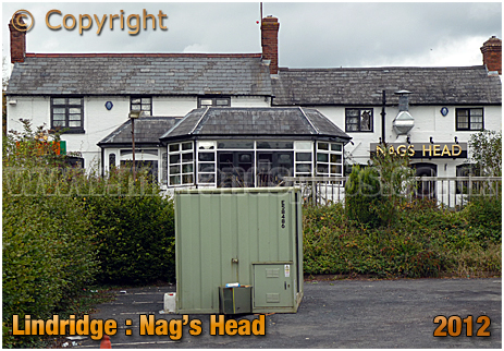Lindridge : Nag's Head Closed Down [2012]