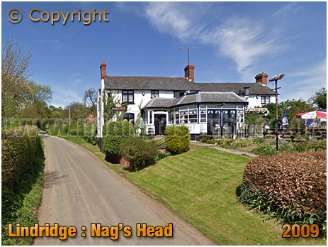 Lindridge : Nag's Head [2009]