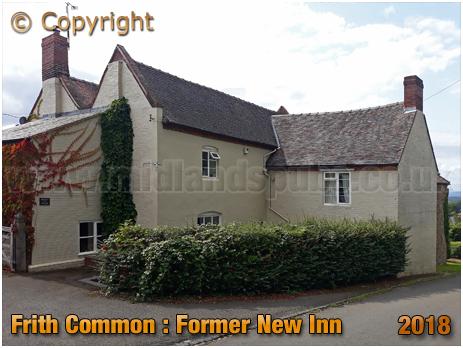 Lindridge : Former New Inn at Frith Common [2018]