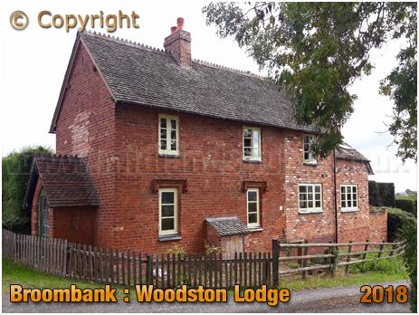 Lindridge : Woodston Lodge at Broombank [2018]