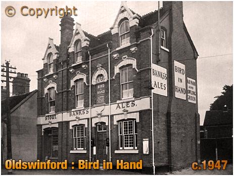 Oldswinford : Bird in Hand [c.1947]