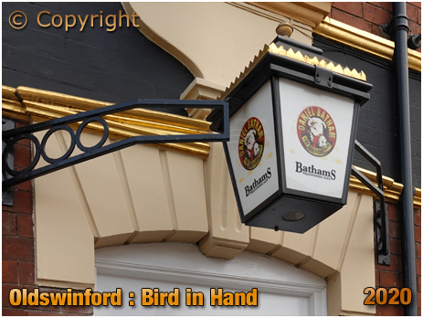 Oldswinford : Batham's Lantern at the Bird in Hand [2020]