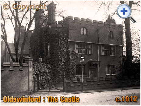 Oldswinford : The Castle [c.1912]