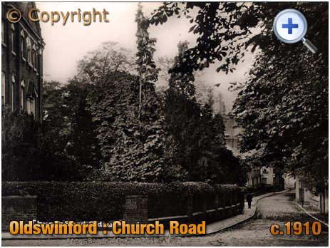 Oldswinford : Church Road [c.1910]