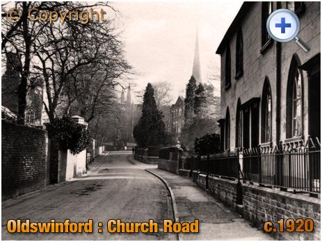 Oldswinford : Church Road [c.1920]