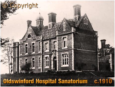 Oldswinford : Oldswinford Hospital Sanatorium [c.1905]