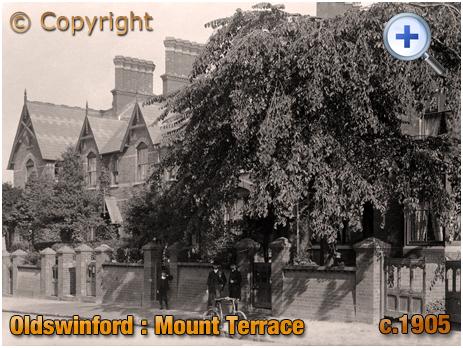 Oldswinford : Mount Terrace [c.1905]