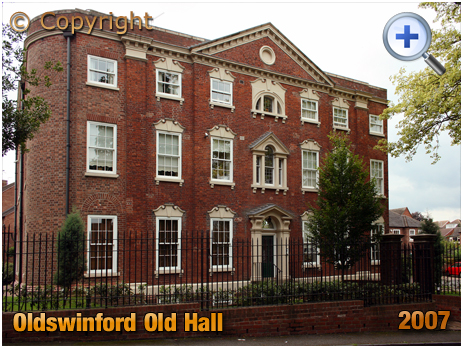 Oldswinford : Swinford Old Hall formerly The Laurels [2007]