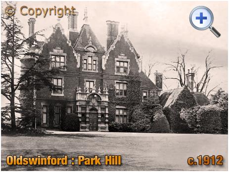 Oldswinford : Park Hill [c.1912]