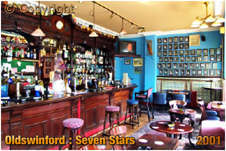 Oldswinford : Bar of the Seven Stars [2001]