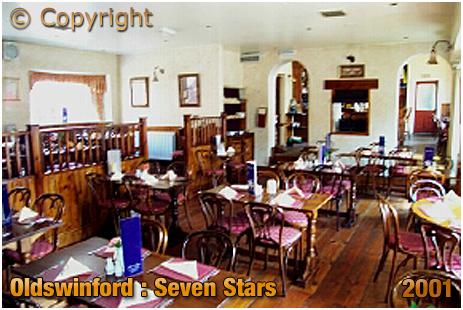 Oldswinford : Restaurant of the Seven Stars [2001]