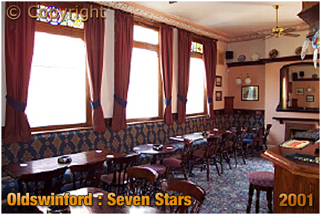 Oldswinford : Former Smoking Room of the Seven Stars [2001]