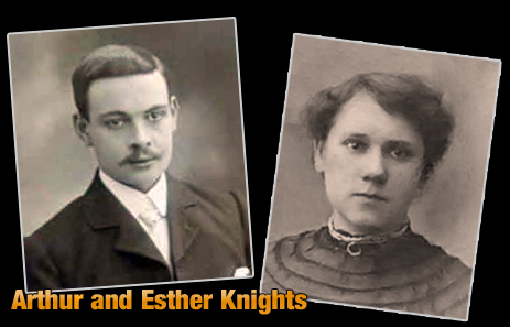 Oldswinford : Arthur and Esther Knights of the Seven Stars Hotel