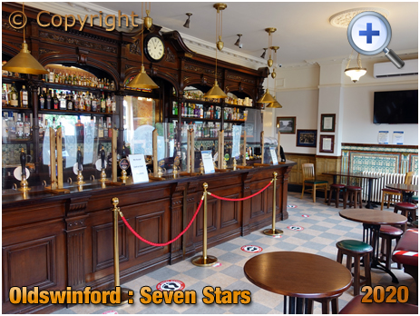 Oldswinford : Bar of the Seven Stars [2020]