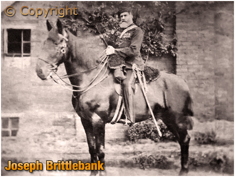 Joseph Brittlebank of the Carabiniers [6th Dragoon Guards]