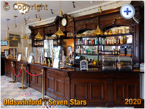 Oldswinford : Servery of the Seven Stars [2020]