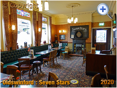 Oldswinford : Former Smoking Room of the Seven Stars [2020]