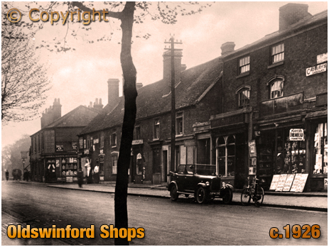 Click here for more information on Oldswinford in Worcestershire