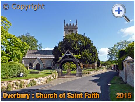 Overbury : Church of Saint Faith [2015]