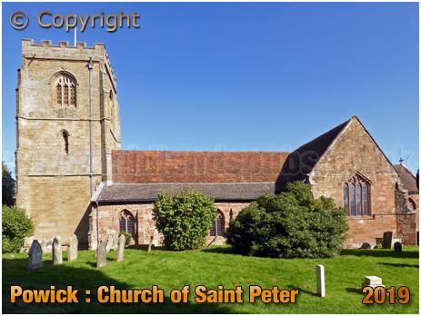 Powick : Church of Saint Peter [September 2019]