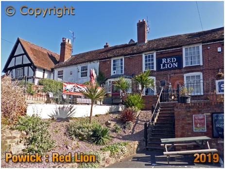 Powick : Red Lion [September 2019]