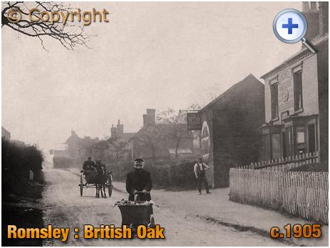Romsley : British Oak [c.1905]
