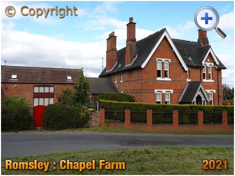 Romsley : Chapel Farm [2021]