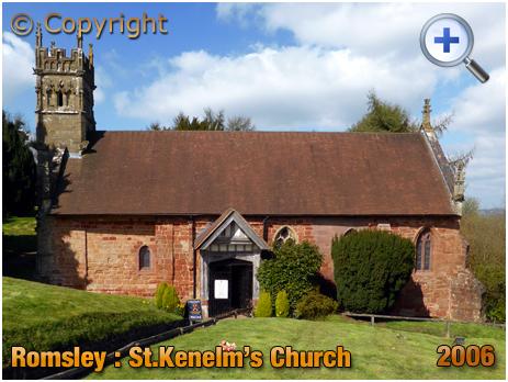 Romsley : Saint Kenelm's Church [2006]