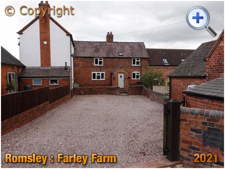 Romsley : Farley Farm [2021]