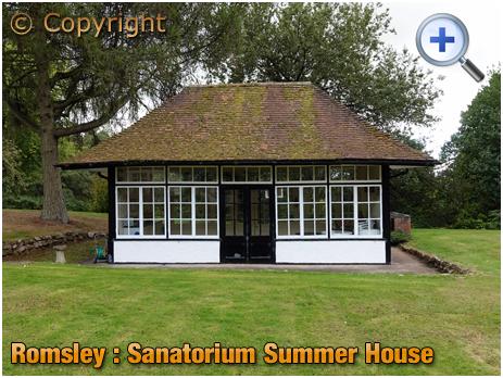 Romsley : Summer House of former Sanatorium [2021]