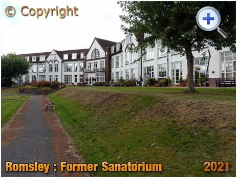 Romsley : Former Sanatorium [2021]