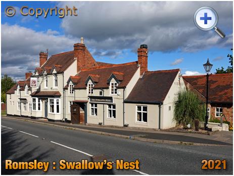 Romsley : Swallow's Nest [2021]
